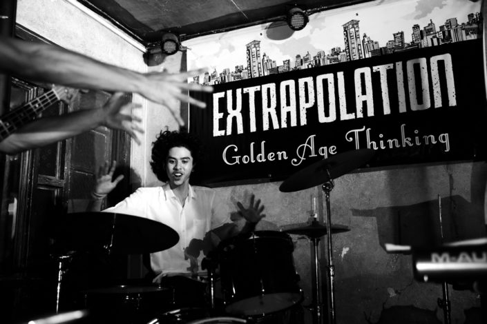 Extrapolation EP Launch at SaGuijo